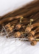 20 extensions LOOPS - 40cm - 15gr - Naturel