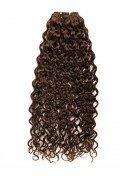 Tissage de cheveux naturel frisé 50 cm