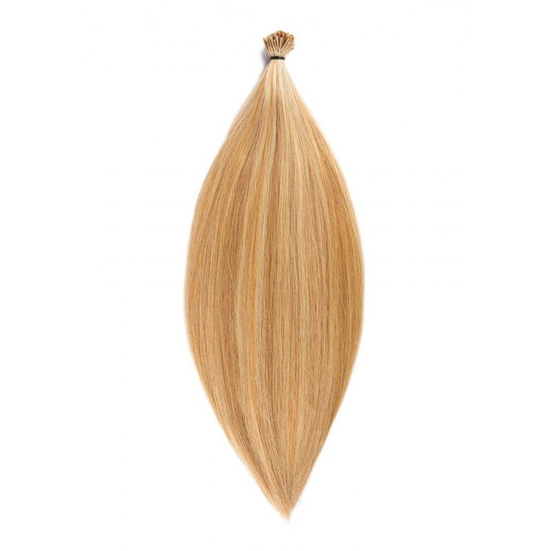 20 extension cheveux naturel froid anneaux 50 cm 1gr - Extension a froid 70 cm ...