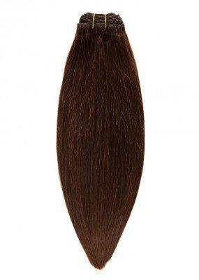 Tissage de cheveux naturel - Longueur: 45cm