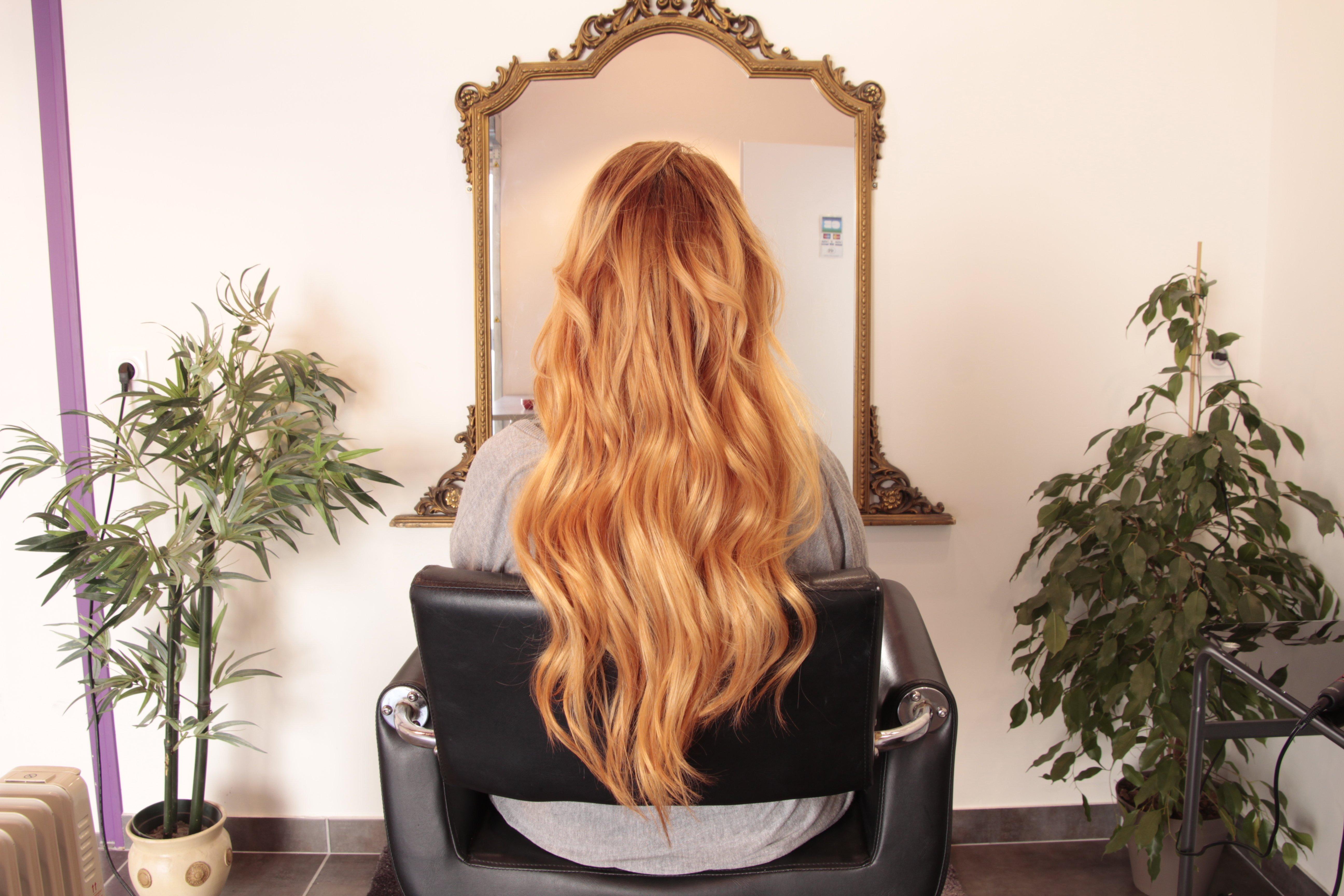 Recommandation pour les extensions de cheveux Ondulées.
