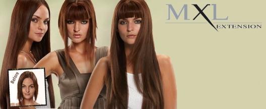 MXL Extensions – N°1 de l'extension de cheveux en Italie