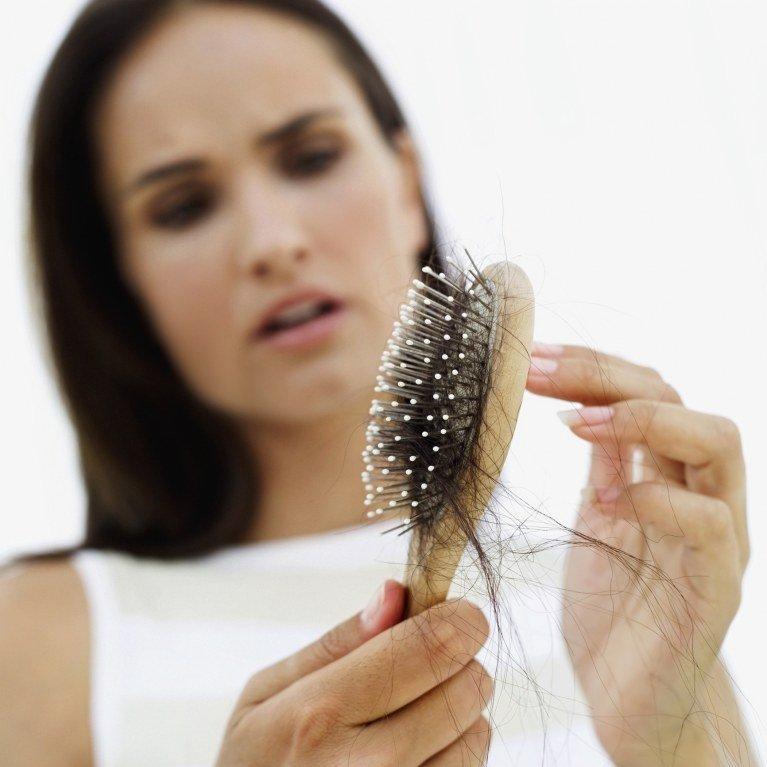 Perte de Cheveux – La Solution !