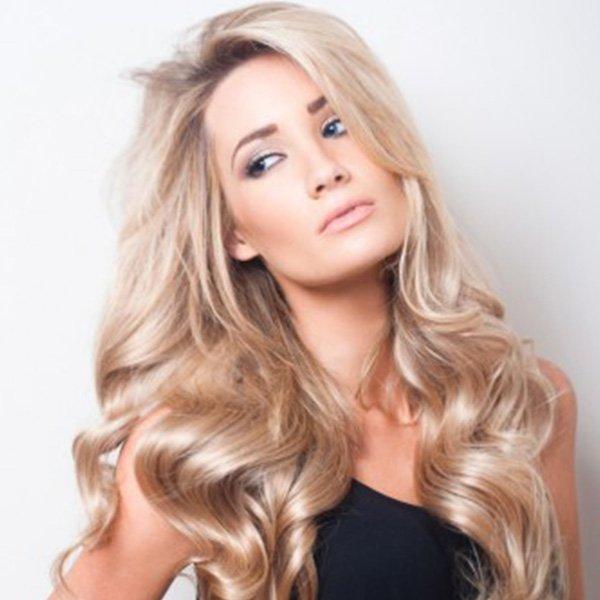 Extensions de cheveux pour avoir plus de volume