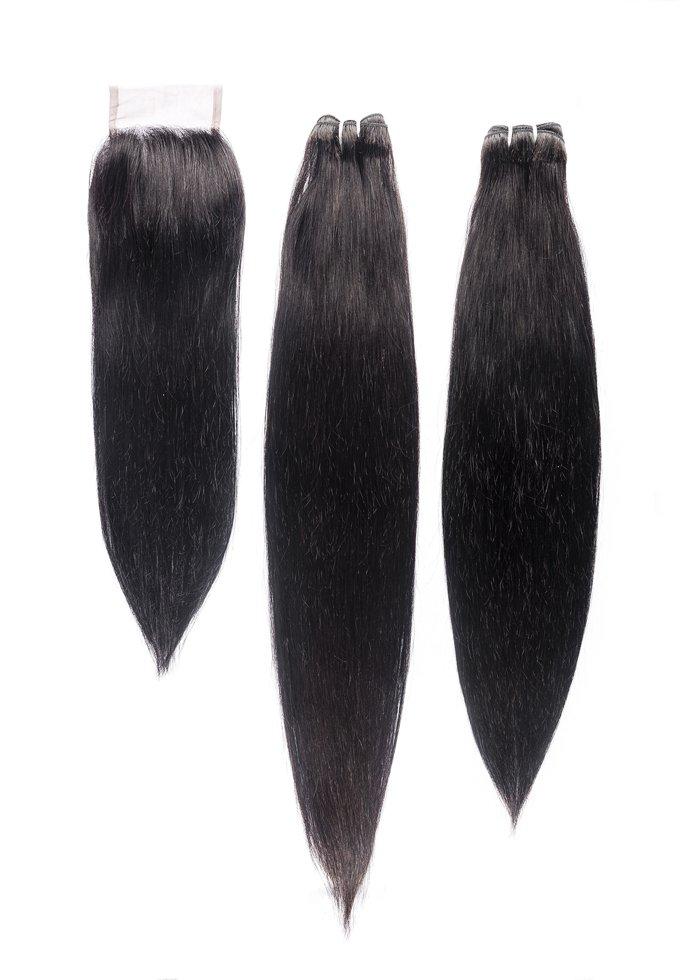 Comment poser du tissage de cheveux ?!