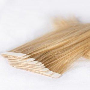 Bandes adhésives extensions de cheveux tape