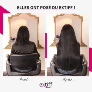 Extensions de cheveux clips 60cm 220gr