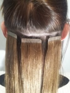 Extensions tape