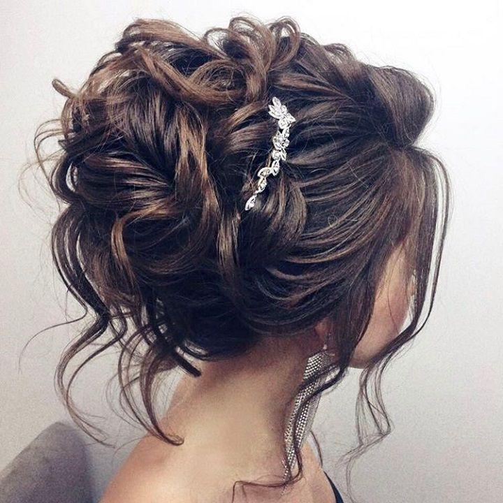 Des coiffures mariages pour le jour le plus romantique