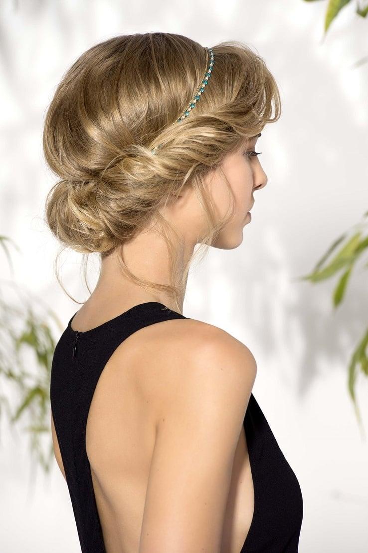 Des coiffures faciles et rapides à réaliser sur cheveux longs