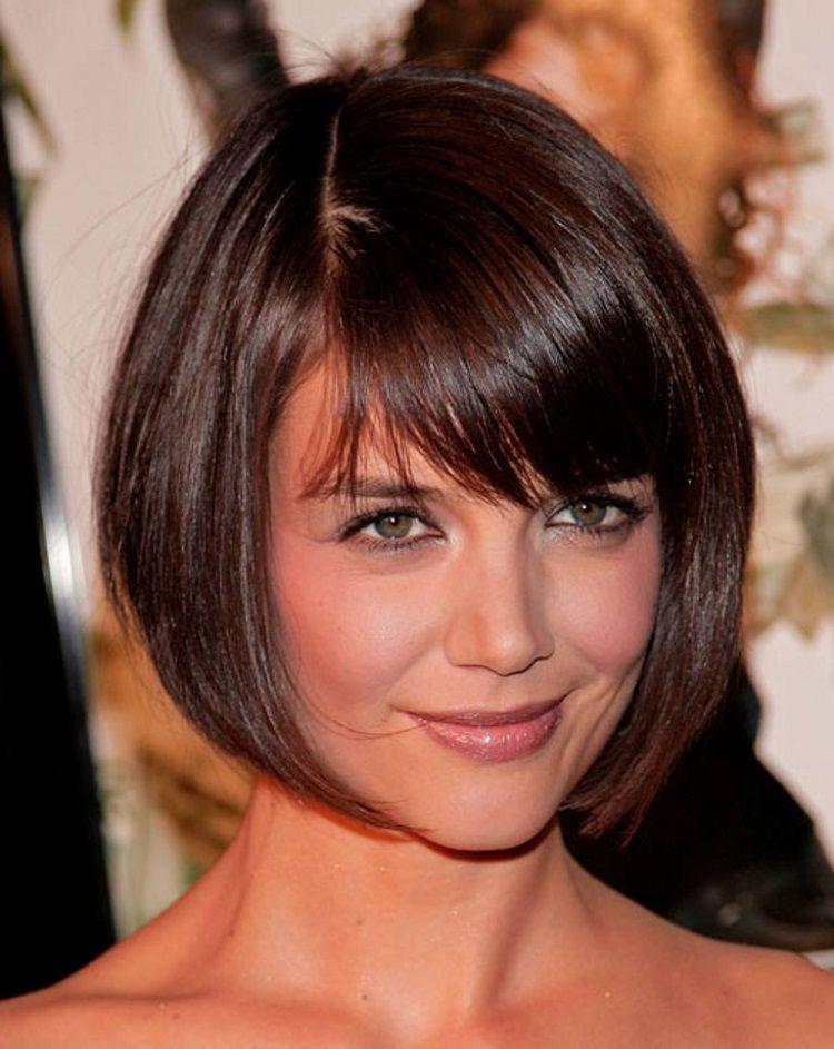Comment coiffer sa frange en fonction de votre style - Comment couper une frange longue ...