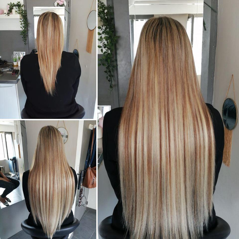 De longs cheveux pour cette fin d'année