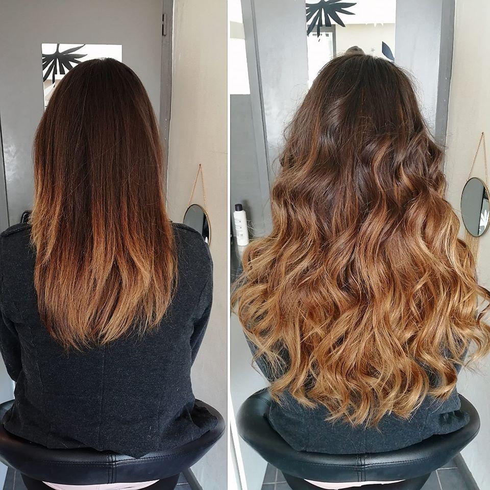 Des extensions de cheveux pour la St Valentin
