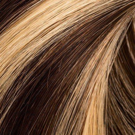 meche marron glace cheveux blond coiffures la mode de cette saison. Black Bedroom Furniture Sets. Home Design Ideas