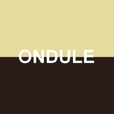 Blonde/Brown Ondulé